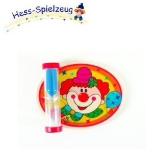 klepsydra clown
