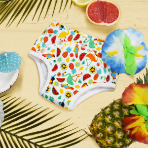 potty training pants lifestyle (tropical island)